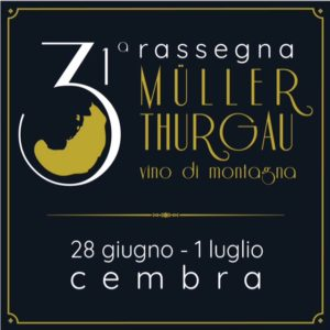 31a Mostra del Müller Thurgau